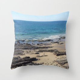Newport Tides Throw Pillow
