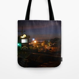 Cebu Night View Tote Bag