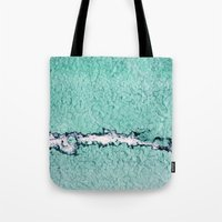 pain Tote Bags featuring pain by Claudia Drossert