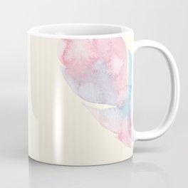 Feather Leaves Coffee Mug