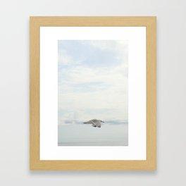 Freeze! Framed Art Print