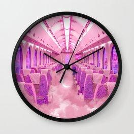 The Tengoku Railway  Wall Clock