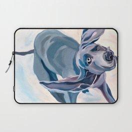 Great Dane Dog Shake Laptop Sleeve