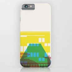 Shapes of Rio. Accurate to scale iPhone 6s Slim Case
