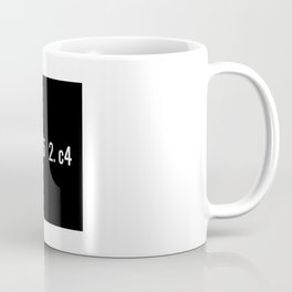 Queen's Gambit Game Opening - Cool Chess Club Gift Coffee Mug