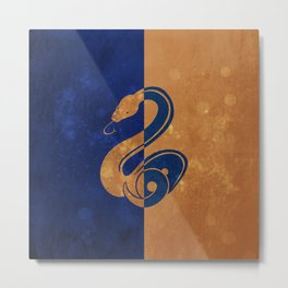 Slytherclaw Metal Print