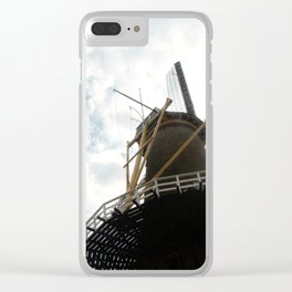 mill Clear iPhone Case