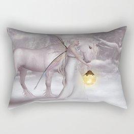 Fairy Light 15 Rectangular Pillow