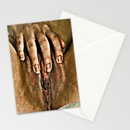 Her Hand Stationery Cards