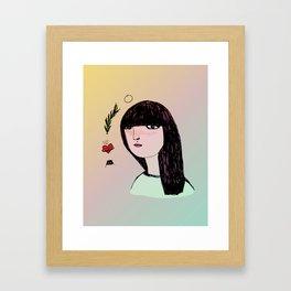 Emms Framed Art Print