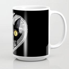 Black Cats Club Coffee Mug