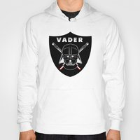sport Hoodies featuring Vader sport logo by Buby87