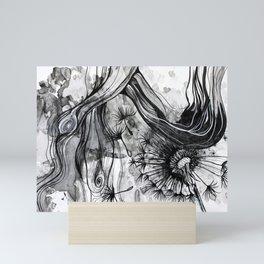 Dandelions Mini Art Print