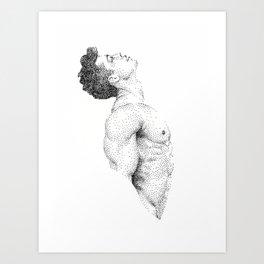 Bogdan - Nood Dood Art Print