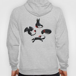 Toothless the Dragon Hoody