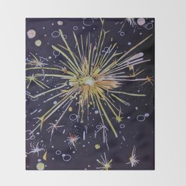 There is a Spark Throw Blanket