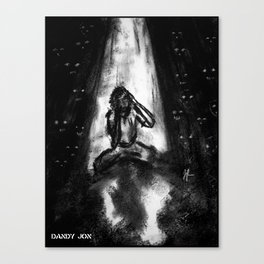 The Nightmares Canvas Print