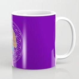Elisavet   Flower of Life Coffee Mug