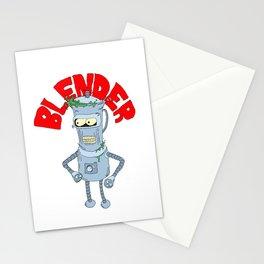 blender Stationery Cards