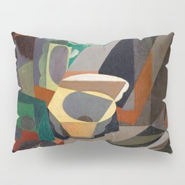 Diego Rivera Still Life with Utensils Pillow Sham