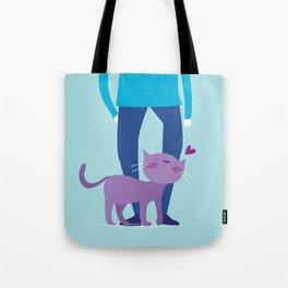 I dislike you the least Tote Bag
