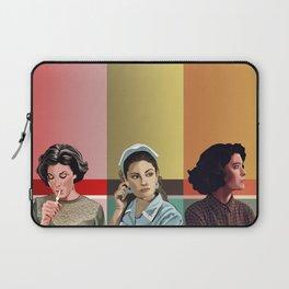 The Girls of Twin Peaks Laptop Sleeve