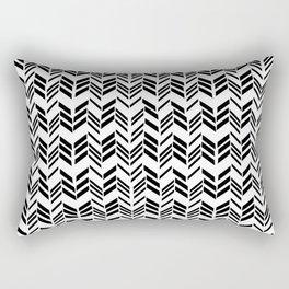 Teepee hut Rectangular Pillow