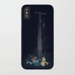 Landline Graveyard iPhone Case
