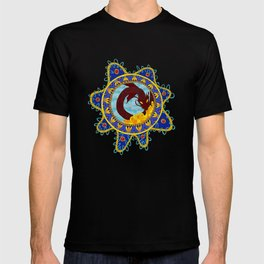 Red Dragon Emblem T-shirt