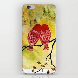 Look! Deer! iPhone Skin