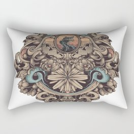 FIERY CRICKET Rectangular Pillow