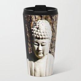 Buddah Zen Meditative Earthy Art Print Travel Mug