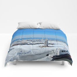 Northern Marina Comforters