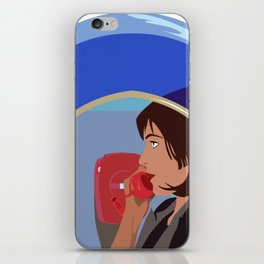Women on the Verge of a Nervous Breakdown iPhone Skin