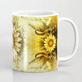 """Victorian Garden Spring Flowers"" Coffee Mug"