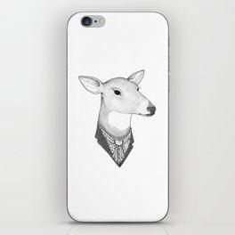 Mrs. Deer iPhone Skin