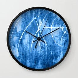 Nautical Night Wall Clock