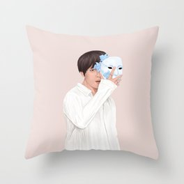 BTS Taehyung | Singularity Throw Pillow