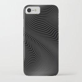 Distortion 017 iPhone Case
