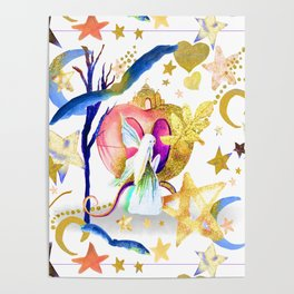 Starry Nights Poster
