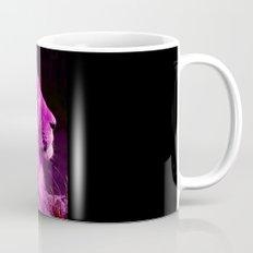 Pretty Kitty in Purple Mug