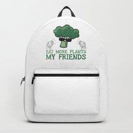 Healthy Food Vegetarians Fruits And Vegetables  Backpack