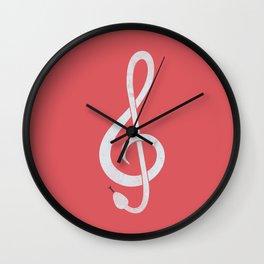 G Snake II Wall Clock