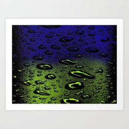 Night And Day Dew Art Print