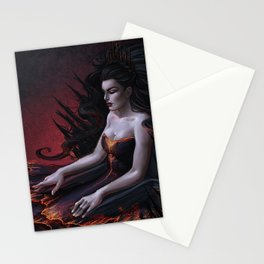 Poison Throne Stationery Cards