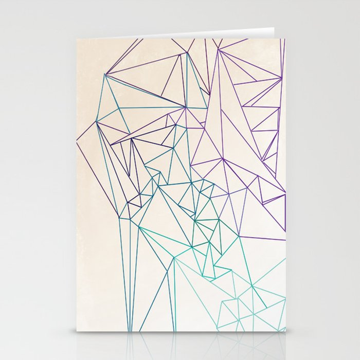 Between the Lines Stationery Cards