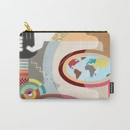 Racial Harmony Carry-All Pouch