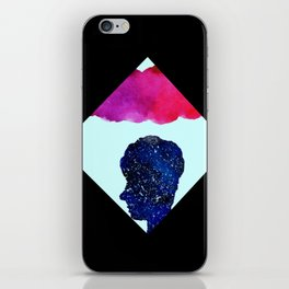 Stars in our Heads iPhone Skin