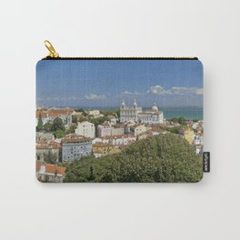 Lisbon panoramic Carry-All Pouch