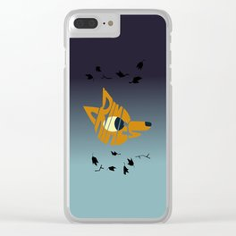 Gregg - NITW Clear iPhone Case